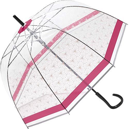 Pierre Cardin - Clásico Mujer Transparente rosa 80 cm