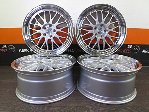 4 Alufelgen Ultra Wheels UA3 18 Zoll passend für 1er 2er 3er E90 4er 5er X1 X3 X4 Z4 Z3 NEU