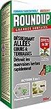 Roundup Désherbant Allées Cours et Terrasses Concentré, 800ml