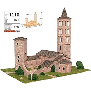 Aedes 1110 Church of Son Model Kit, 33 x 28.5 x 5.5 cm, Multi-Color