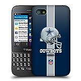 Offizielle NFL Helm Dallas Cowboys Logo Ruckseite Hülle