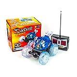 Drohnenstore24 DS24 Dasher Mini Race Auto in Blau Stunt Spielzeug