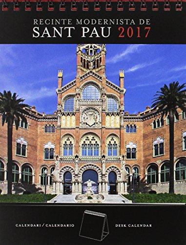 Calendari 2017 Hospital St. Pau sobretaula por Aa.Vv.