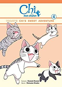 Chi - mon chaton Edition simple Tome 4