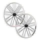 Vuelta 28 Zoll Laufradsatz Quattro X Shimano Deore HB/FH-M525 Disc weiß