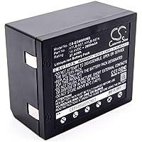 vhbw Li-Ion Akku 2600mAh (14.4V) für Medizin Technik Blutdruckmessgerät Omron HBP-3100 Wie HYLB-957, HYLB-957A. preisvergleich bei billige-tabletten.eu