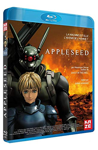 Appleseed [Blu-Ray] [Édition Standard] [Édition Standard]