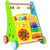 boppi® Wooden Baby Walker – Musical