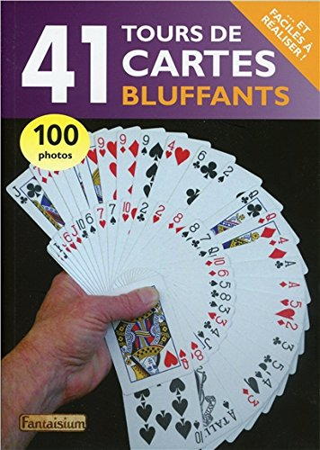41 tours de cartes bluffants par Collectif
