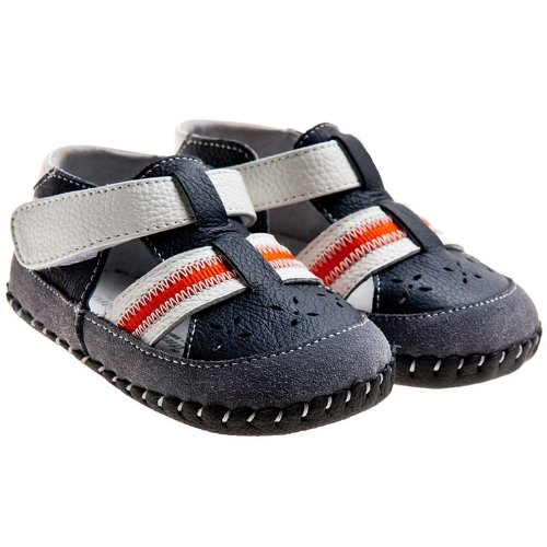 Little Blau Lamb 6 Farbe 12 Sandalen Größe Blue Babyschuhe Lauflernschuhe Monate TTwarqv