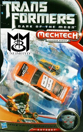 Transformers Dark of the Moon 36341 Track Battle Roadbuster