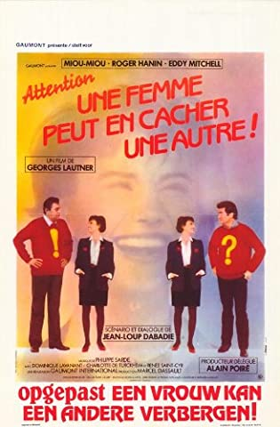 My Other Husband Affiche du film Poster Movie Mon autre mari (11 x 17 In - 28cm x 44cm) Belgian Style