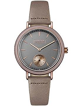 Barbour BB061GYPP Damen armbanduhr