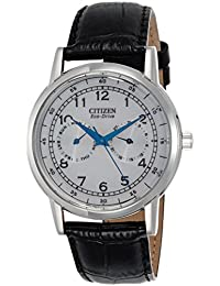 Citizen Analog Silver Dial Men's Watch - AO9000-06B