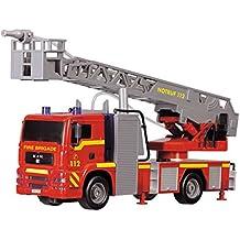 Dickie - Camión bomberos, color rojo ( 3715001)