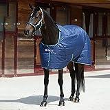 Bucas Unterdecke Quilt Staydry 300 Gr. - Blau - Gr. 155 cm
