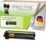 Yellow Toner für Brother TN-230 DCP-9010 Brother DCP-9010 CN Brother HL 3040 CN Brother HL 3070 CW Brother MFC-9120 CN Brother MFC-9320 CW