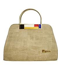 Women's/Ladies/Girl's Handbag/Purse | Clutch | Stylish | Leather | Diwali Gift Item | Party Handbags For Ladies... - B075GNY4SY