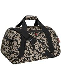 Actividad Reisenthel Bolsa, bolsa de viaje, equipaje, Saco para el Deporte, Duffel, taupe barroco / luz de fantasía de color marrón-negro, MX7027