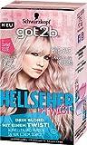 Schwarzkopf Got2b Hellseher Haarfarbe, 101 Sorbet Rosé, 3er Pack (3 x 143 ml)
