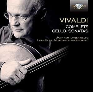 Vivaldi: Cello Sonatas 2-CD