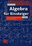 Algebra für Einsteiger - Jorg Bewersdorff