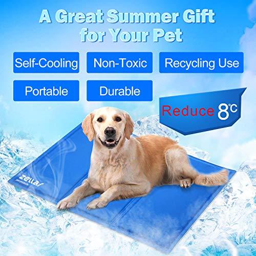 Zoom IMG-1 zellar tappetino rinfrescante per cani