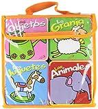 Mi maletín de palabras : La granja ; Los objetos ; Los animales ; Los juguetes