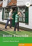 Beste Freunde A2: Deutsch als Fremdsprache / Leseheft: Blauer Mond