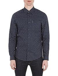 Ben Sherman - Camisa casual - Lunares - para hombre