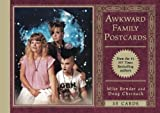 Awkward Family Postcards: 35 Cards by Bender, Mike, Chernack, Doug (2014) Cards