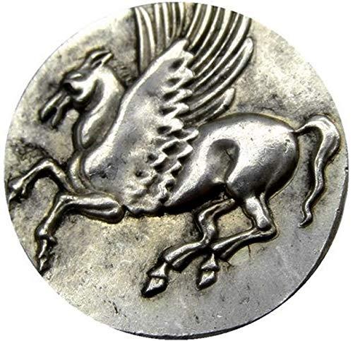 ARUNDEL SERVICES EU Replik Seltene antike griechische Münze Kopieren Münze Griechisches Geld Replik griechische Münze