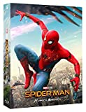 Spider-Man Homecoming - Exklusiv Full-Slip E2, geprägte Steelbook + 3D Lenticular Slip Edition (500 Copies 3D +2D Import Fassung) - Blu-ray