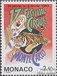Gebiet: Monaco, Ausgabeanlass: 1993 Zirkusfestival, Titel: 2099 (kompl.Ausg.), Jahrgang: 1993,