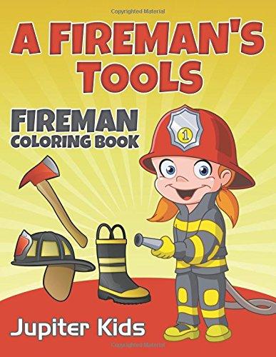 ireman Coloring Book (Fireman Coloring Book)