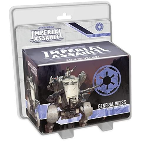 Star Wars. Imperial Assault. General Weiss