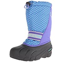 Sorel Cub Graphic 15 P LO Cold Weather Boot, Purple Lotus, Size 6 M US Toddler US/US