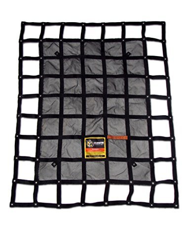 Gladiator Cargo Gear SGN-100 Cargo Net - Small 4.75' x 6' by Gladiator Cargo Gear