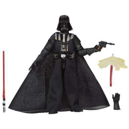 Star Wars Figura exclusiva de acción, The Black Series 2015, Darth Vader