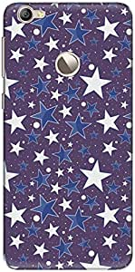 The Racoon Grip printed designer hard back mobile phone case cover for Letv Le 1s. (twinkle vi)