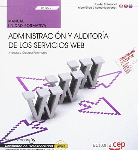 MANUAL ADMINISTRACION Y AUDITORIA DE LOS SERVICIOS WEB