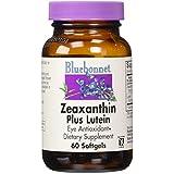Bluebonnet Nutrition, Zeaxanthin Plus Lutein, 60 gellules