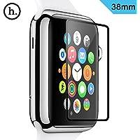 Apple Watch Pellicola Vetro Temprato, [] fantasma Serie–Ultra Sottile 0,1mm/0.15mm
