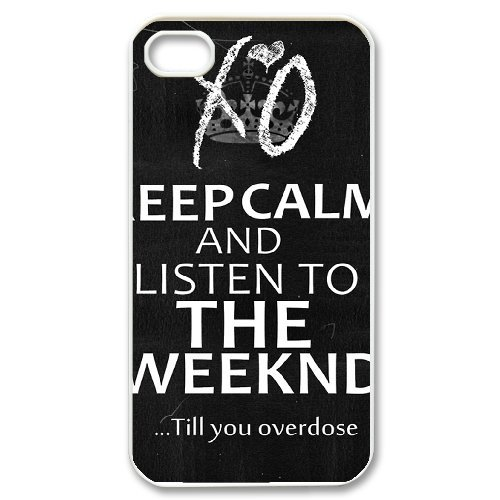 LP-LG Phone Case Of The Weeknd XO For Iphone 4/4s [Pattern-6] Pattern-4