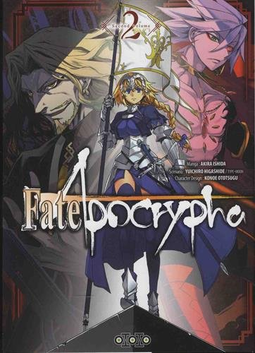Fate/Apocrypha Edition simple Tome 2