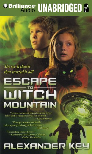 Escape to Witch Mountain: Library Edition