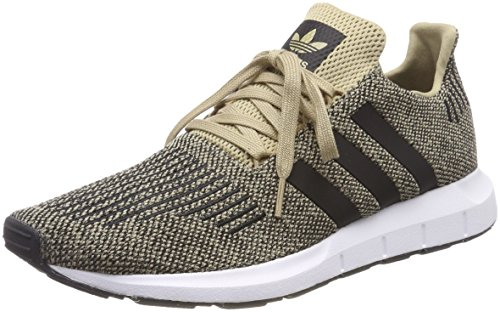 adidas Herren Swift Run Laufschuhe Mehrfarbig (Raw Gold/core Black/ftwr White Cq2117)