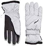Ziener Damen Handschuhe Kami Lady Gloves, Light Melange, 6.5, 801102