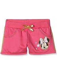 Minnie Mädchen Sportshorts Gold