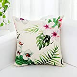 Home Sofa Car Decoration Ornament Hold Throw Pillow Cushion Christmas Valentine Gift Office of the northern European square pillow pillow back sofa bed cushions linen ,45*45,E